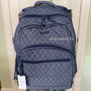 Moonlight Vera Bradley large essential backpack